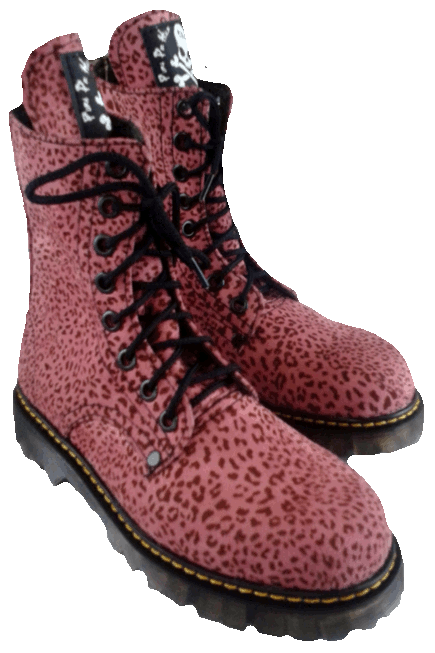 Botas animal print (leopardo) Image