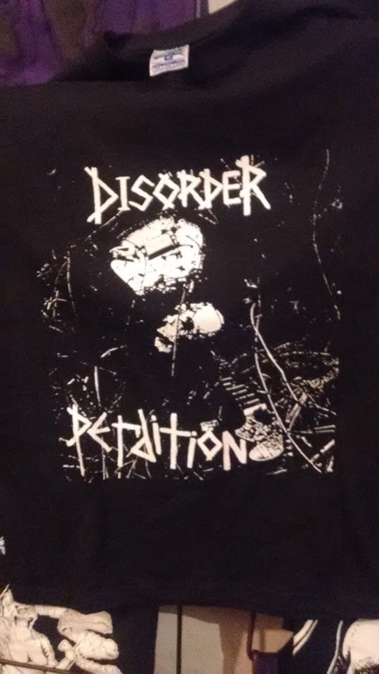 Disorder - Perdition Image